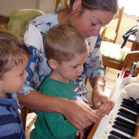 Kinder-Piano-Welten